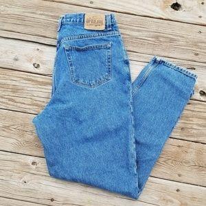 《3u》Vintage Gap Reverse High Waist Skinny Jeans
